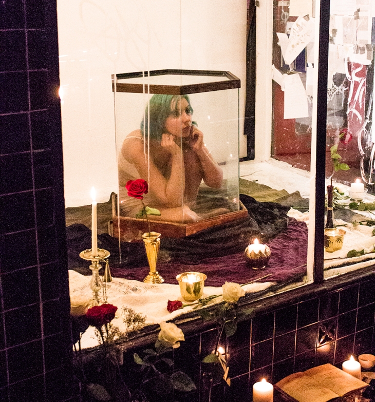 Photo by Luma Jaguar, from http://www.mirabellejones.com/